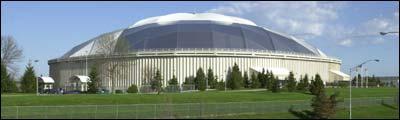 UNI Dome Exterior