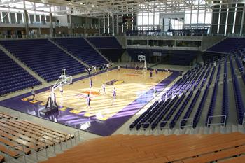 McLeod Basketball Court